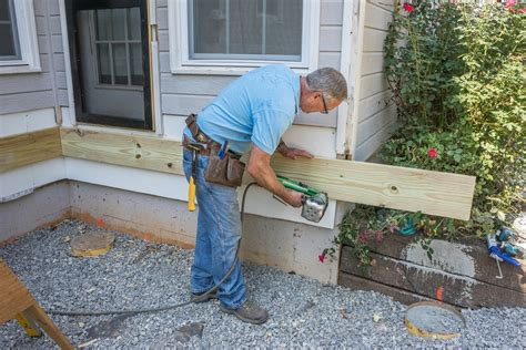 How To Install Deck Ledger To House