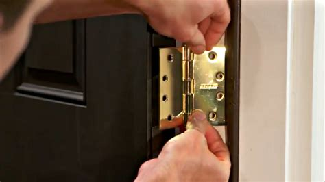 How To Install Door Hinges