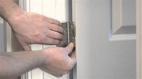 How To Install Door Hinges On An Interior Door