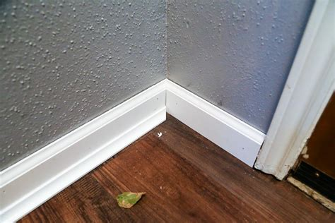 How To Install Door Trim And Baseboard