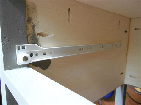How To Install Drawer Slides In Old Drawes