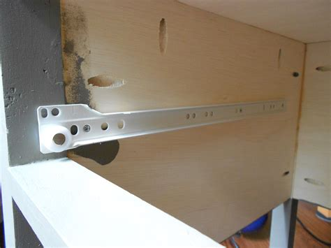 How To Install Drawer Slides With Rollers