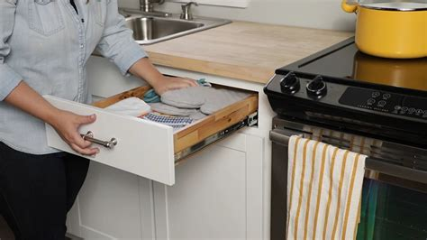 How To Install Drawer Stops