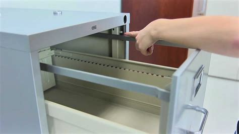 How To Install Drawers In File Cabinet