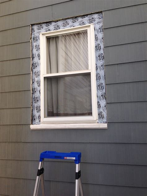 How To Install Exterior Window Trim On Brick
