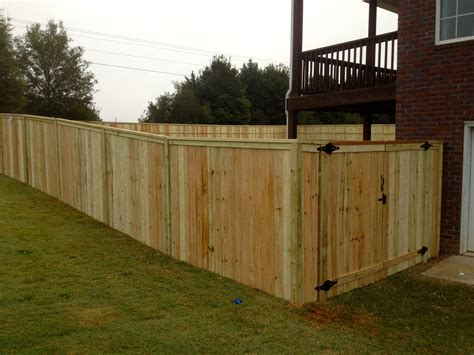 How To Install Fence Post For 6 Ft Wood Fence