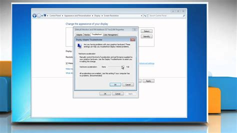 How To Install Hardware Acceleration Windows 7