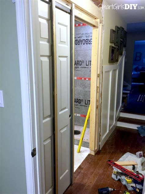 How To Install Hardware On A Pocket Door