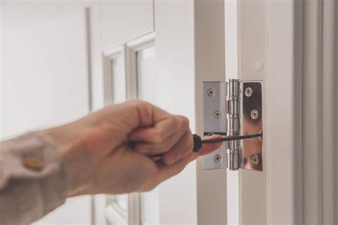 How To Install Hinges On A Door Frame