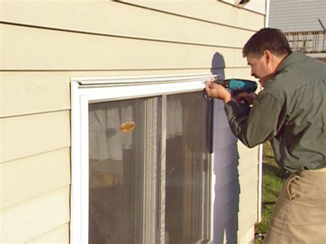 How To Install Inserts In Storm Windows