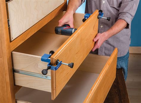 How To Install New Drawer Fronts
