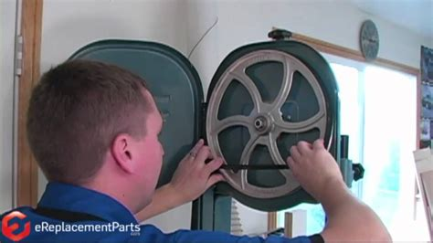 How To Install New Tires On My Bandsaw Wheels