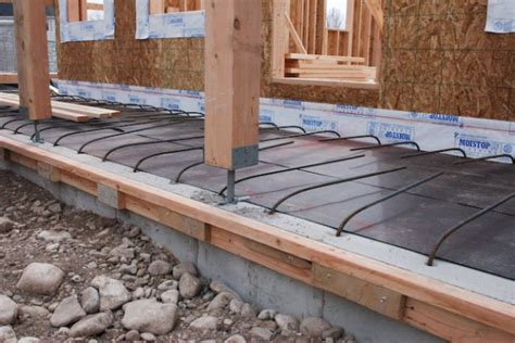 How To Install Porch Posts On Concrete Slab