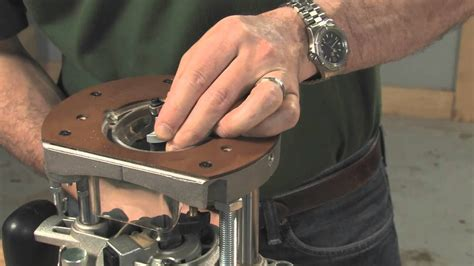 How To Install Router Bit