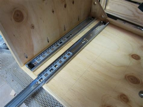 How To Install Side Mount Full Extension Drawer Slides