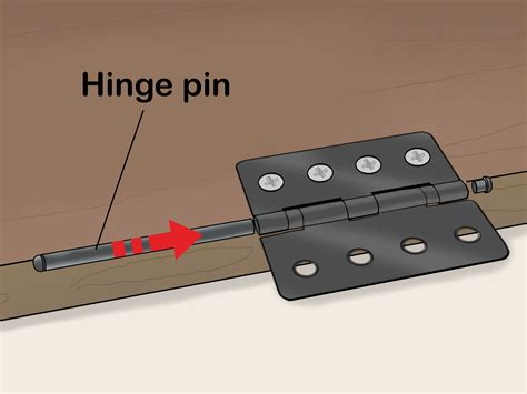 How To Install Surface Mount Door Hinges