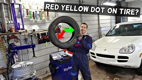 How To Install Tires Yellow Dot