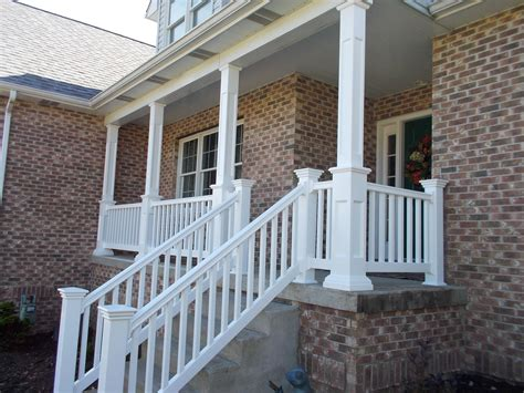 How To Install Vinyl Deck Posts