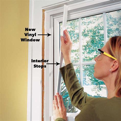 How To Install Vinyl Window Casing Trim