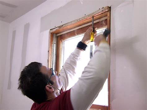How To Install Window Casing This Old House