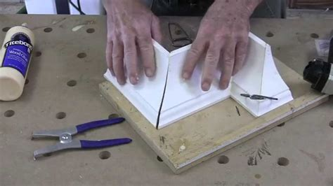 How To Install Wood Trim Molding Video