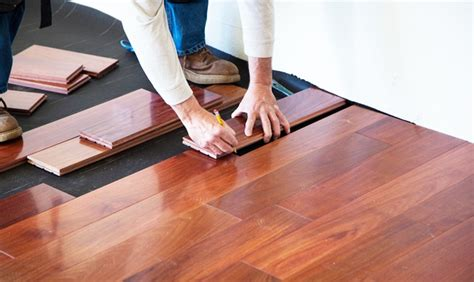 How To Install Wood Trim To Concrete Floor