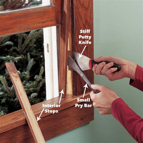 How To Install Wood Window Stops