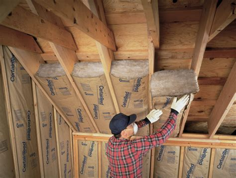 How To Insulate A Ceiling Without Attic
