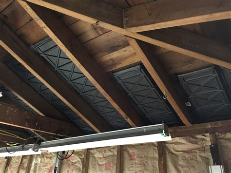 How To Insulate A Detached Garage Ceiling
