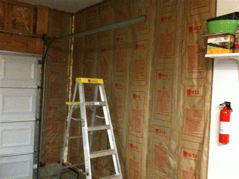 How To Insulate A Preexisting Garage Wall
