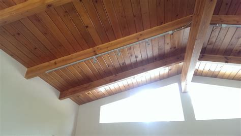 How To Insulate An Open Beam Ceiling With A Metal Roof