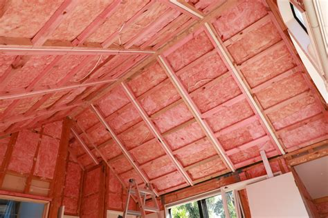 How To Insulate Open Rafters Ceiling
