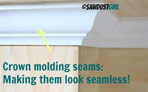 How To Join Crown Molding Invisibly