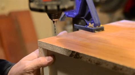 How To Join Melamine Boards