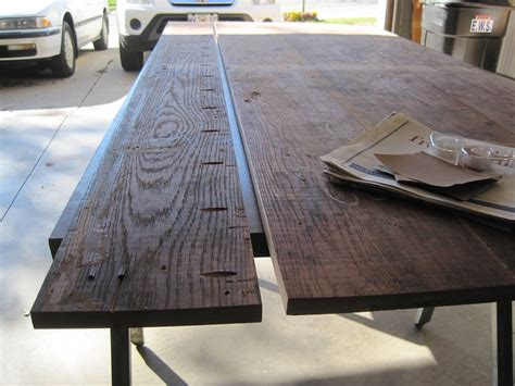 How To Join Two Pieces Of Wood For Table Top