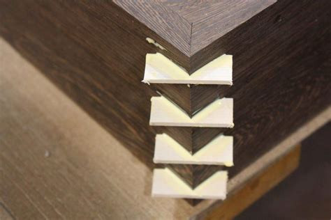 How To Join Wood Mitered Corners