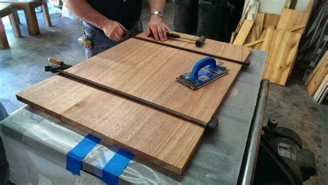 How To Join Wood Planks For A Table Top
