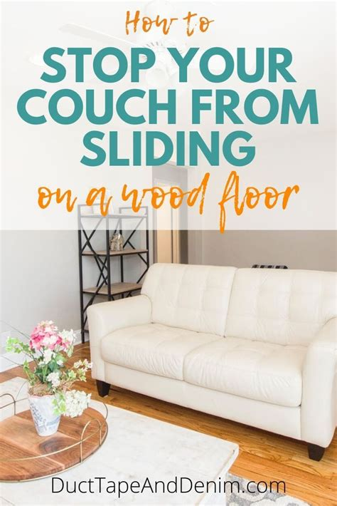 How To Keep Furniture From Sliding On Hardwood Floors Diy