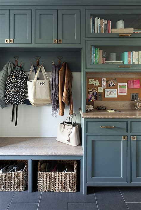 How To Kitchen Cabinet Mudroom
