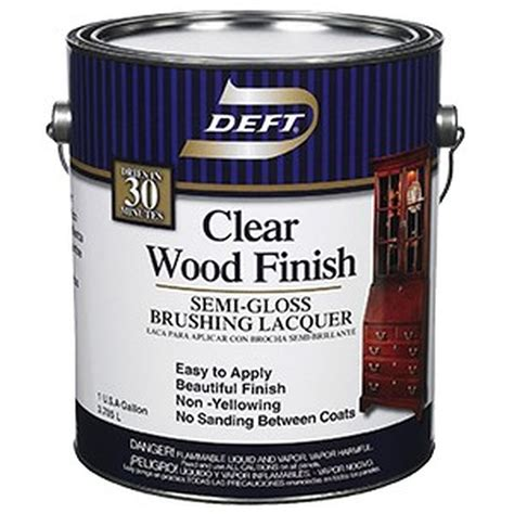 How To Lacquer Wood Products