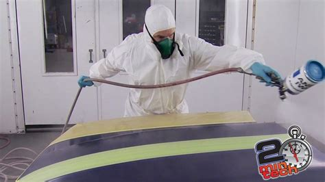 How To Lay Down A Smooth Clear Coat