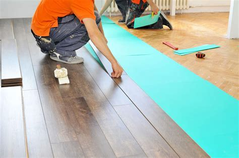 How To Lay Laminate Boards