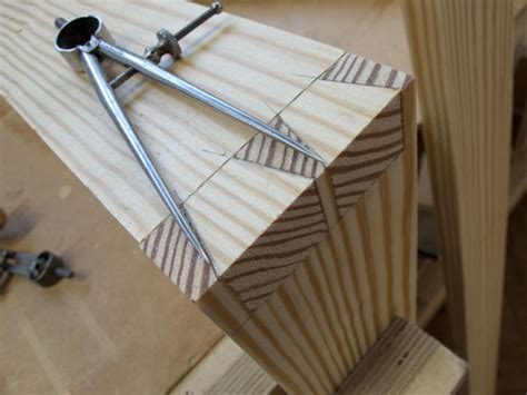How To Lay Out Dovetails With A Divider