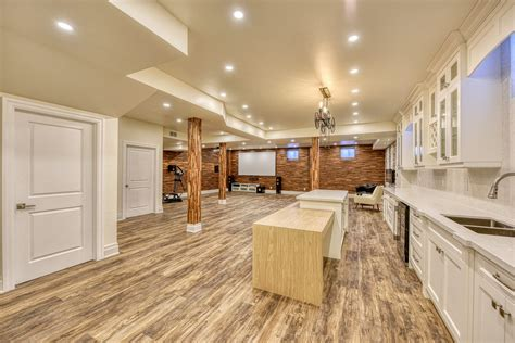 How To Layout A Basement
