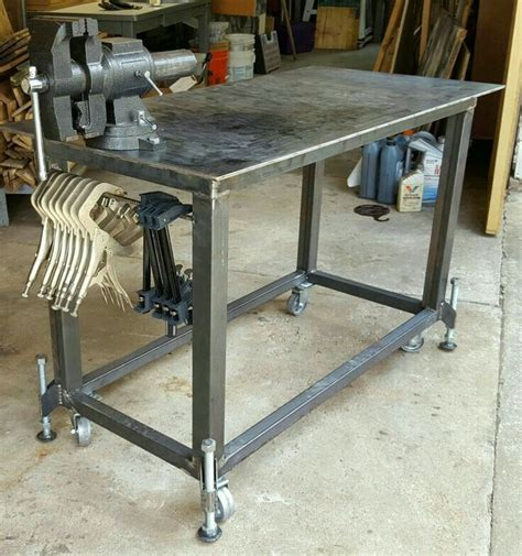 How To Level Steel Work Table Legs