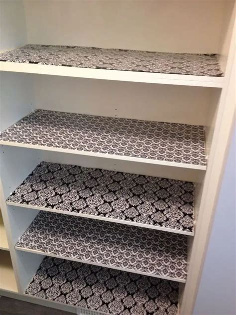 How To Line Cabinets