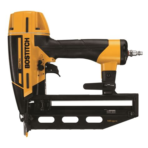 How To Load A Bostitch Finish Nail Nailer