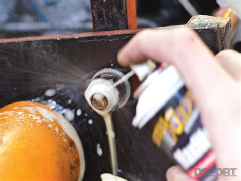 How To Loosen A Stuck Nut On A Refrigerator