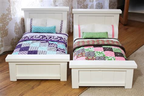How To Make 18 Inch Doll Bed Very Easy Recipes