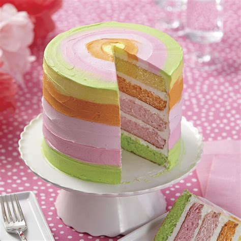 How To Make A 5 Layer Cake